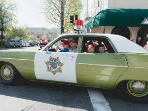 MCS Police Car