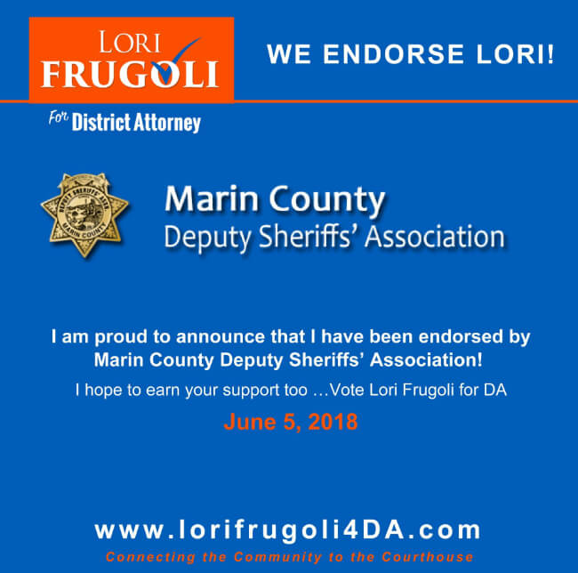 Lori Frugoli for District Attorney
